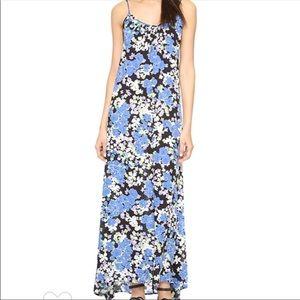 NWT WILDFOX Swim Flower Maxi Dress